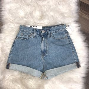 Brand new urban outfitters high rise shorts!